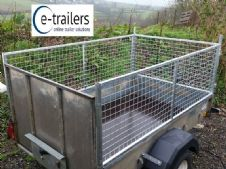 MESH KIT FOR THE RAMP VERSION OF THE IFOR WILLIAMS P6 - REPLACES KX8636